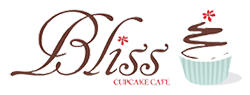 Bliss Cupcake Cafe Logo