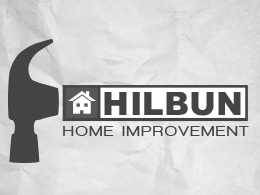 Hilbun Home Improvement Logo