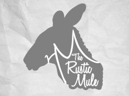 The Rustic Mule Logo