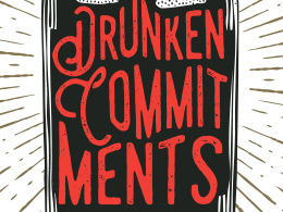 Drunken Commitments T-Shirt