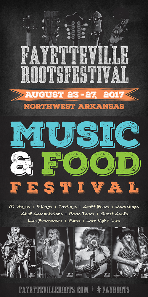 Fayetteville Roots Festival Banner