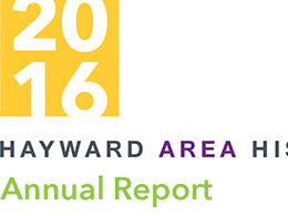 Hayward Historical Society Annual Report