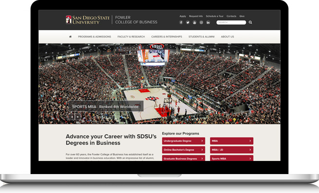 San Diego State University College of Business